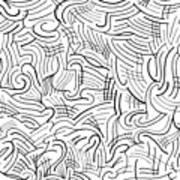 Gusty Art Print