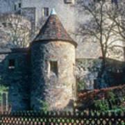 Guttenberg Castle Art Print