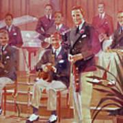 Guy Lombardo The Royal Canadians Art Print