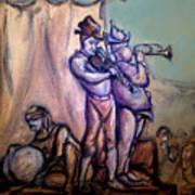 Gypsies Part 2 Art Print