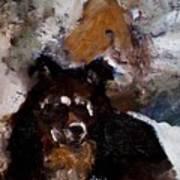 Gypsy Dog Art Print
