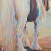 Gypsy Falls Art Print