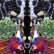 Gypsy Stalker Art Print