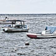 Habana Ocean Ride Art Print