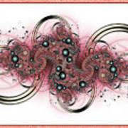 Hadron Collider Art Print