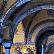 Hagia Sophia Detail Art Print