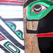 Haida One Art Print