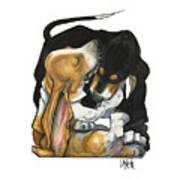 Haight 3020 Art Print