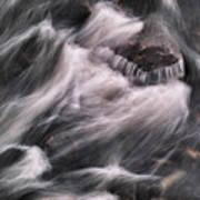 Hairy River II Art Print