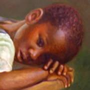 Haiti's Hope Art Print