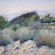 Hajar Mountains Oman 2002 Art Print