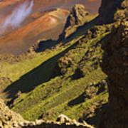 Haleakala National Park Art Print