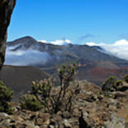 Haleakala Overlook Art Print