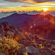 Haleakala Sunrise Art Print