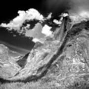Half Dome - Alternative View - Yosemite Art Print