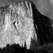 El Capitan - Yosemite, Ca Art Print