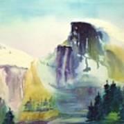 Half Dome Yosemite Art Print
