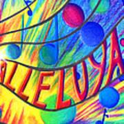 Halleluyah Art Print