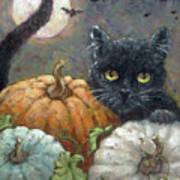 Halloweeen I Art Print