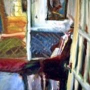 Hallways And Doorways Art Print