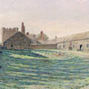 Halton Castle Art Print
