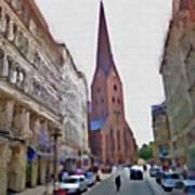 Hamburg Memories Art Print