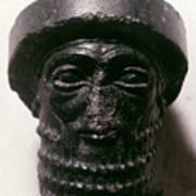 Hammurabi (d. 1750 B.c.) Art Print