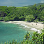 Hana Coast, Hamoa Beach Art Print