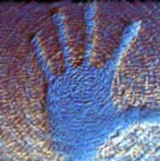 Hand That Giveth Art Print