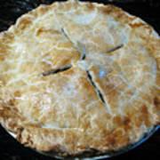 Handcrafted Apple Pie Art Print