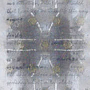 Handmade Paper Never Sent Art Print