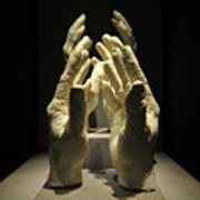 Hands Of Apollo Art Print by David Lee Thompson