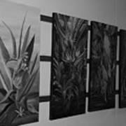 Hanging Art Art Print