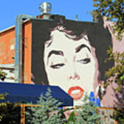 Hanging Out With Elizabeth Taylor Art Print