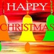 Happy Christmas 27 Print by Patrick J Murphy