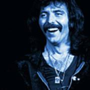 Happy Iommi Blues Art Print