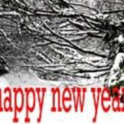 Happy New Year 33 Art Print