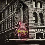 Hard Rock Philly Art Print