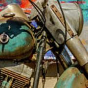 Harley Davidson - American Icon II Art Print