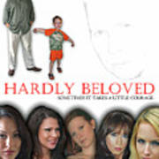 Hardly Beloved Poster Art Print