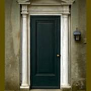 Harkness Doorway Art Print