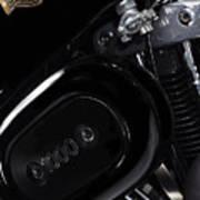 Harley Davidson 1000 Art Print