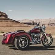 Harley-Davidson Freewheeler Art Print