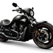 Harley Davidson Vrscd Night Rod Special  Art Print