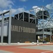 Harley Museum  Art Print