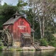 Harpers Mill Art Print