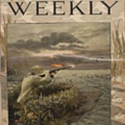 Harper's Weekly. Sportsman's Number Art Print