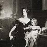 Harriet, Duchess Of Art Print