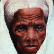 Harriet Tubman, African-american Art Print by Photo Researchers