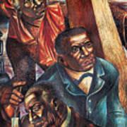 Harriet Tubman, Booker Washington Art Print